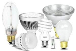 , Светодиодные лампы