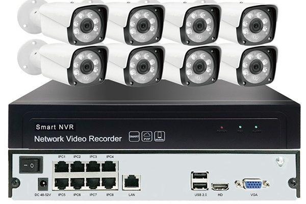 , Видеонаблюдение для бизнеса, дома и дачи — Компания HTV