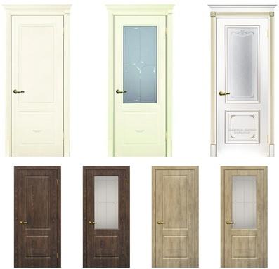 Двери коллекция